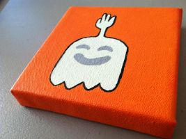 High-Five Ghost by Luxxum