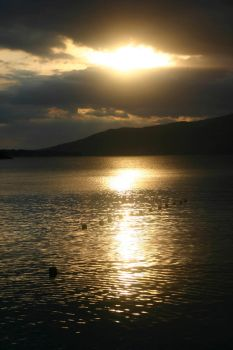 Subic sunset by digz03