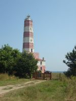 Lighthouse of Shabla by WolfDemonG