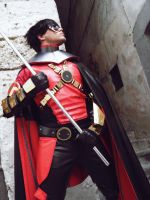 Red Robin new 52-2 by Kura-Kitsune