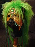 Rainforest mask by brucethelesser