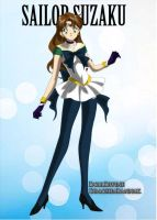 Sailor Suzaku by Code-Geass-Forever