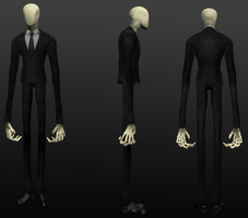 Slenderman 2 by dimelotu