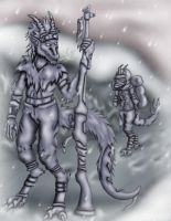 Arctic Guide by hunterbahamut