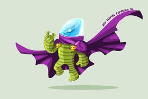 Mysterio by vancamelot