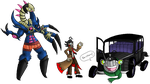 SOME MORE PIXEL ARTS by GigaPichu
