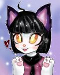 Smol Kitty by TheDeadlyWaffle