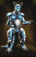 Robo-Roo by JTF3
