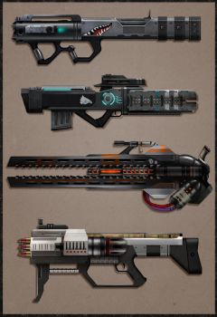 CotV: Heavy Weapons by Prospass
