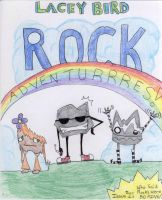 Rock Adventures: Cover by TANKBELLY