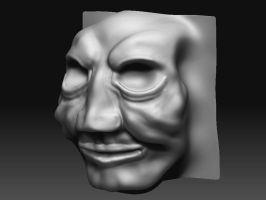 First try on ZBrush by ValdesBG