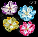 Assorted Candies Kanzashi by SincerelyLove