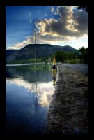 The Lake Girl by mutos
