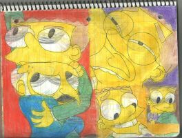 Burns Smithers 5 by RozStaw57