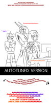 Robot masters react to What am I fighting for by zavraan
