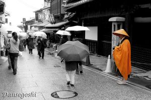 Another Invisible Monk by dannsegoshi