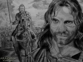 Aragorn by the-queen-of-spades