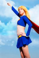 Supergirl: Girl of Steel by HelloKot