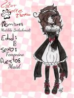 Ficha Cyber Coffee Neko .:-Matilda-:. by MadPan-Inc