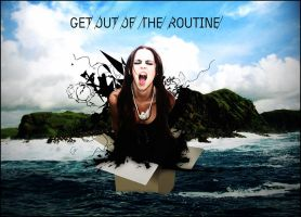 Out Of Routine by MosheSeldin