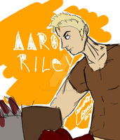 Aaron Riley by Nuclearpsychotic