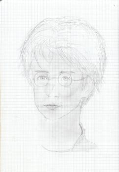Harry Potter by chickron