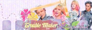 Trouble maker cover by thucanhtkna