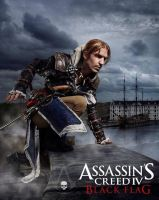 AC IV - Captain Edward Kenway reprise by RBF-productions-NL