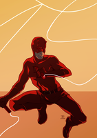Daredevil by duskflare
