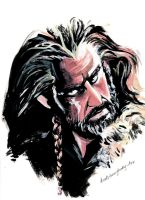 Thorin by deathberrybaby