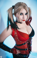Harley Quinn (Arkham City) 27 by ThePuddins