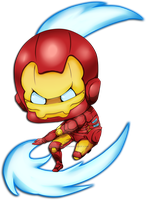 Ironman by jhustinian