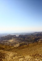 Jordanian Countryside by sapphiresphinx