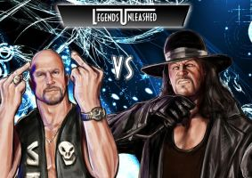 Austin vs Undertaker by Bardsville
