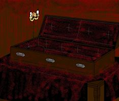 Blood-Stained Coffin by FuzennoTenshi