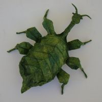 Leaf Insect by manilafolder