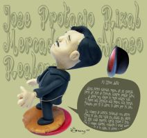 Jose P. Rizal by Dinuguan