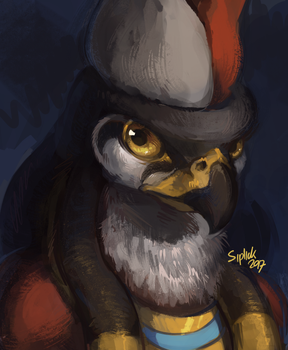 Horus by Siplick