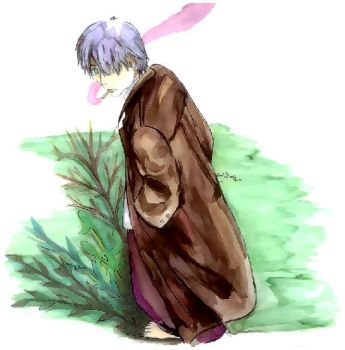 Mushishi... by Lain-Navi