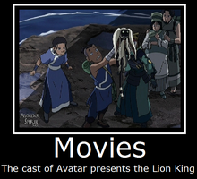 Avatar-Movies by MasterOf4Elements