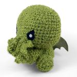 Cthulhu Amigurumi by BrendTheCow