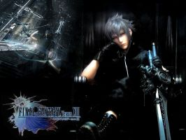 Final Fantasy Versus XIII by Winterknights