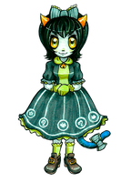 Nepeta Leijon by mooncupcake