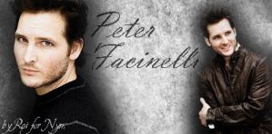 Peter Facinelli by RainaEternity