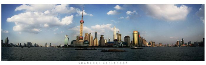 CHINA-Shanghai-1-ShghAfternoon by maladjust