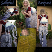 Jellyfish Backpack by Mishap