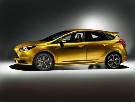 Ford Focus 2011 by Dap1987