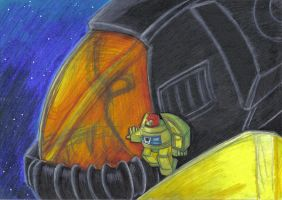 omega supreme and cosmos by prisonsuit-rabbitman