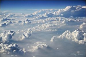 A sea of clouds by ShlomitMessica