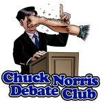 Chuck Norris Debate Club by petersen1973